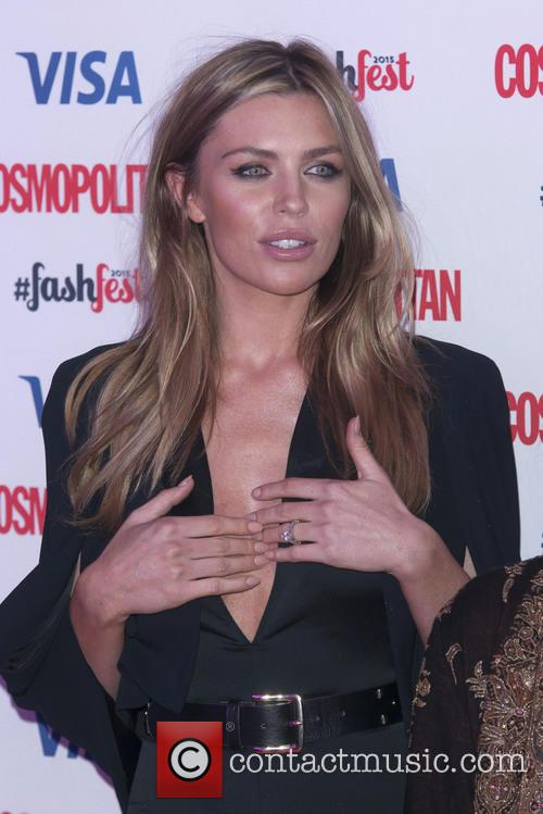 Abbey Clancy and Abbey Crouch 1