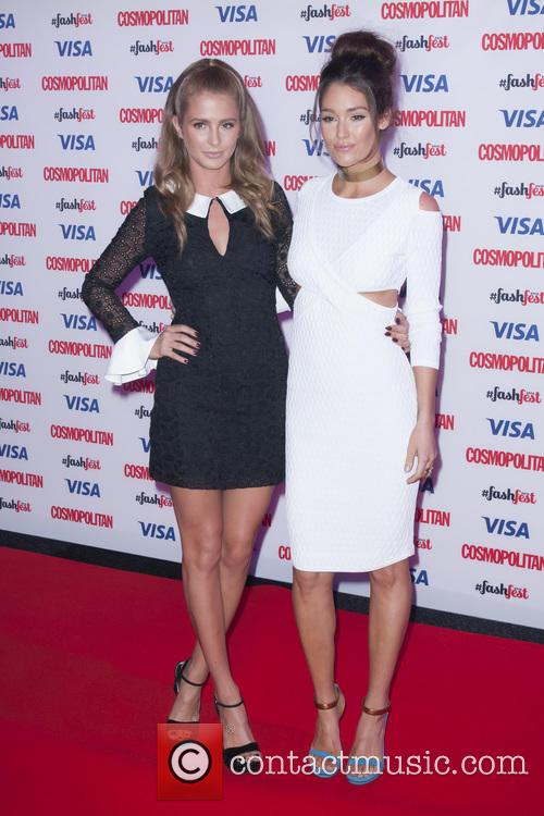 Millie Mackintosh and Erin Mcnaught 2