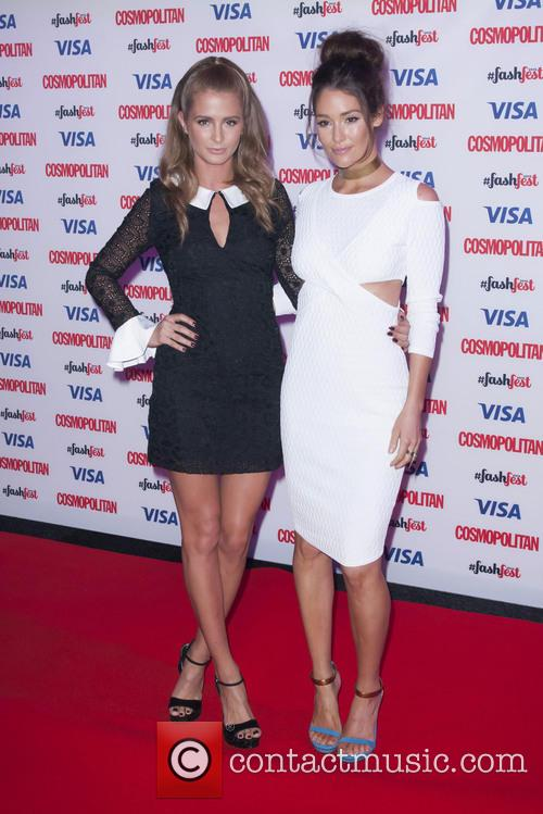 Millie Mackintosh and Erin Mcnaught 1