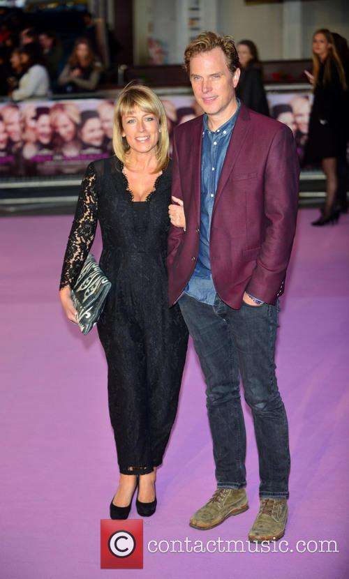 Fay Ripley and Daniel Lapaine