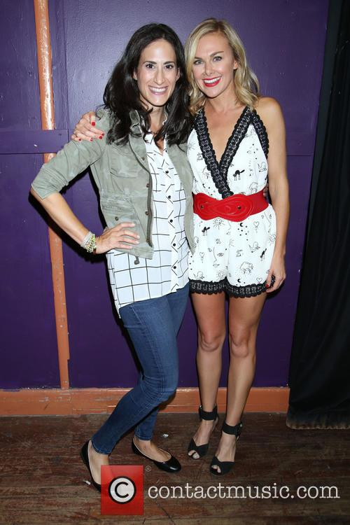 Jennifer Diamond and Laura Bell Bundy 1