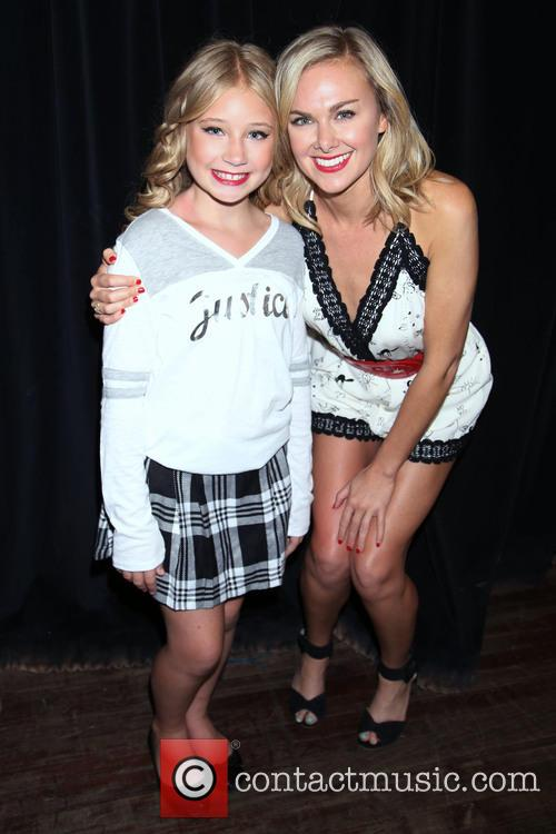 Tori Murray and Laura Bell Bundy 1