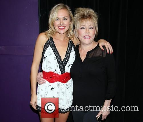 Laura Bell Bundy and Rita Mckenzie 1