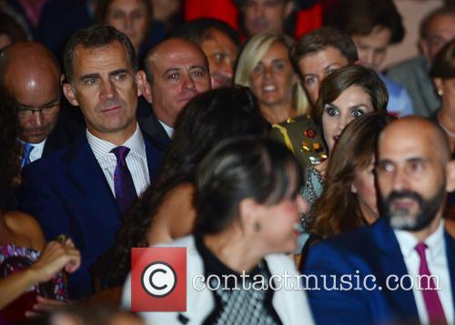 King Felipe Vi and Queen Letizia 1