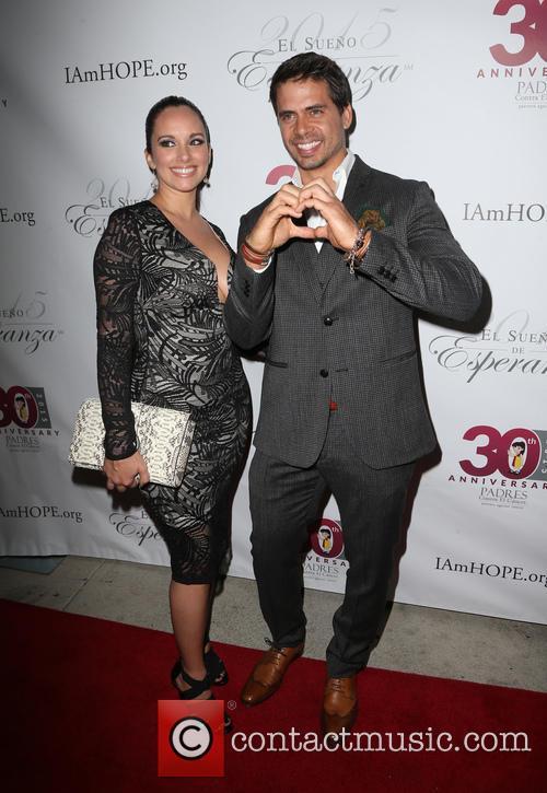 Pedro Moreno and Barbara Estevez 2