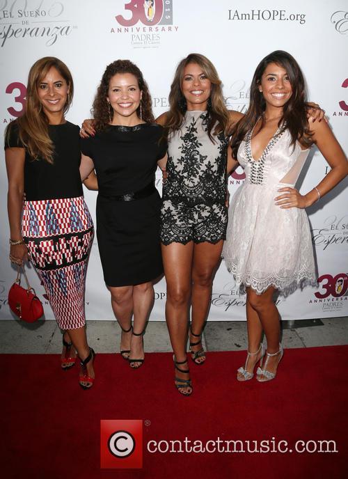 Justina Machado, Lisa Vidal and Christina Vidal 3