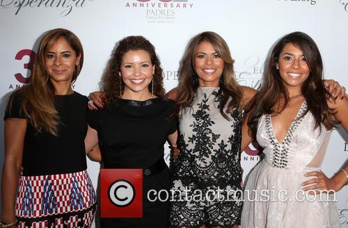 Justina Machado, Lisa Vidal and Christina Vidal 4