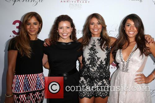 Justina Machado, Lisa Vidal and Christina Vidal 5