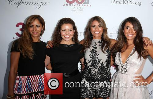 Justina Machado, Lisa Vidal and Christina Vidal 1