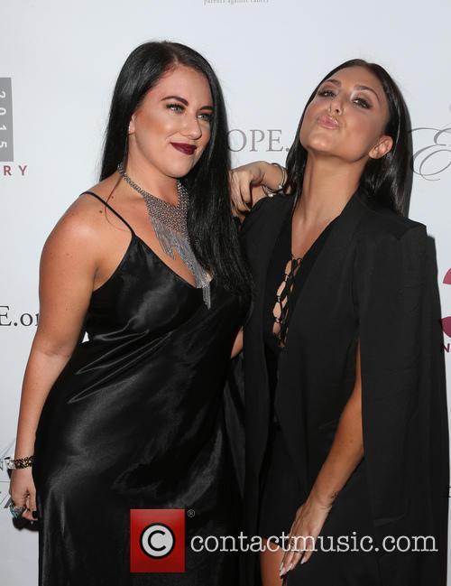 Brittny Sugarman and Cassie Scerbo 5