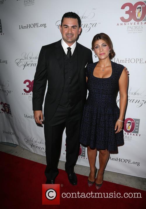 Adrian Gonzalez and Betsy Gonzalez 2