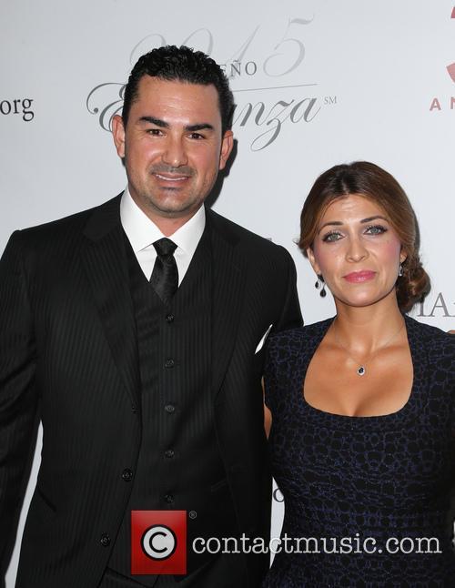 Adrian Gonzalez and Betsy Gonzalez 3