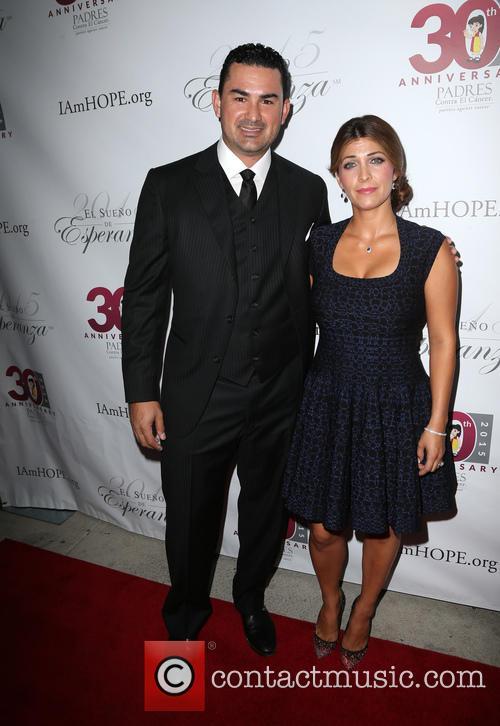 Adrian Gonzalez and Betsy Gonzalez 1