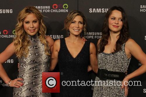 Shannon Miller, Sasha Cohen and Tara Lipinski 1