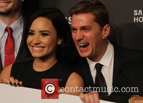 Demi Lovato and Rob Thomas 1