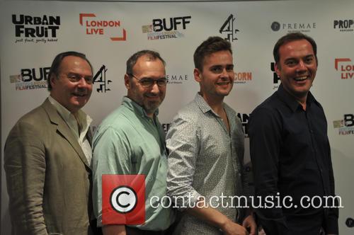 Denny Hughes, Math Samms, Simon Marriott and Laurence Saunders 1