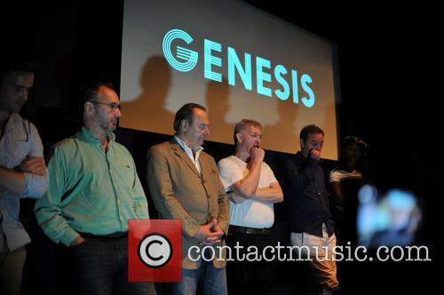 Denny Hughes, Math Samms, Simon Marriott, Laurence Saunders and Vanessa Donovan 2