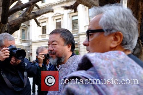 Ai Weiwei and Anish Kapoor 4