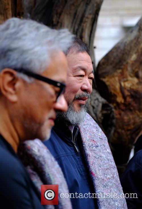 Ai Weiwei and Anish Kapoor 5
