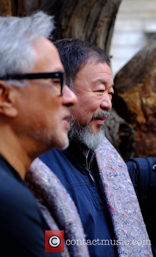 Ai Weiwei and Anish Kapoor 6