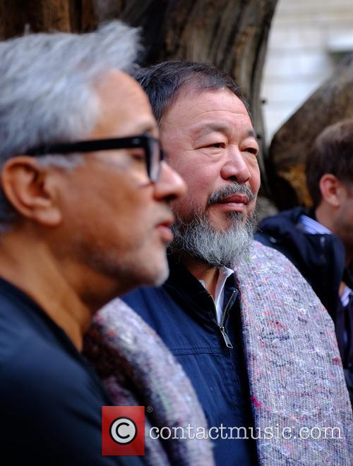 Ai Weiwei and Anish Kapoor 8