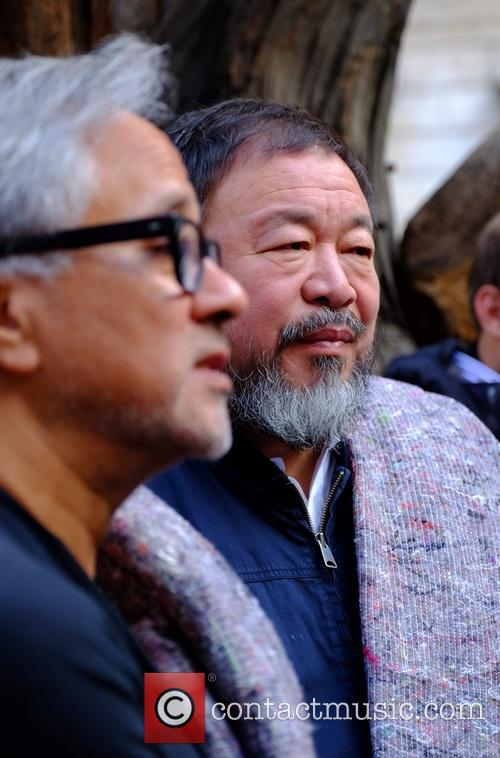 Ai Weiwei and Anish Kapoor 9