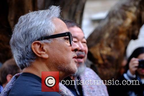 Ai Weiwei and Anish Kapoor 11