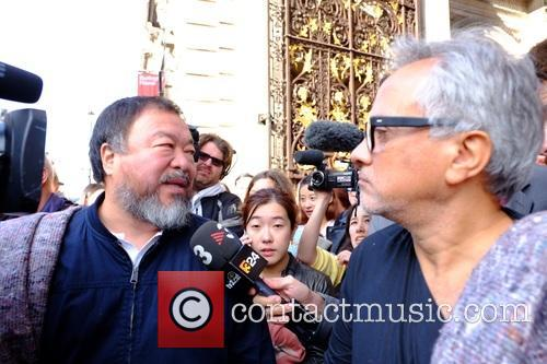 Ai Weiwei and Anish Kapoor 1