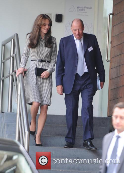 Catherine Duchess Of Cambridge 3