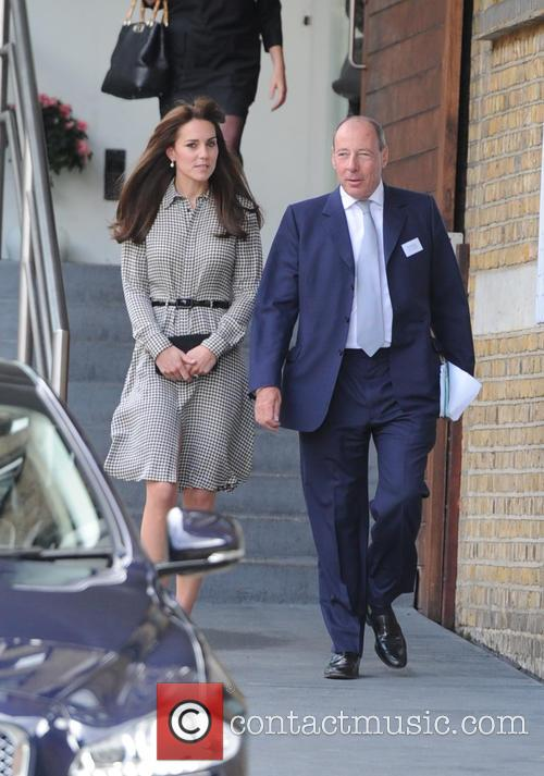 Catherine Duchess Of Cambridge 7