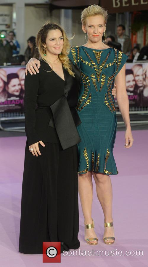 Drew Barrymore and Toni Collette 2
