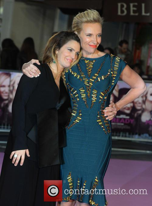Drew Barrymore and Toni Collette 3