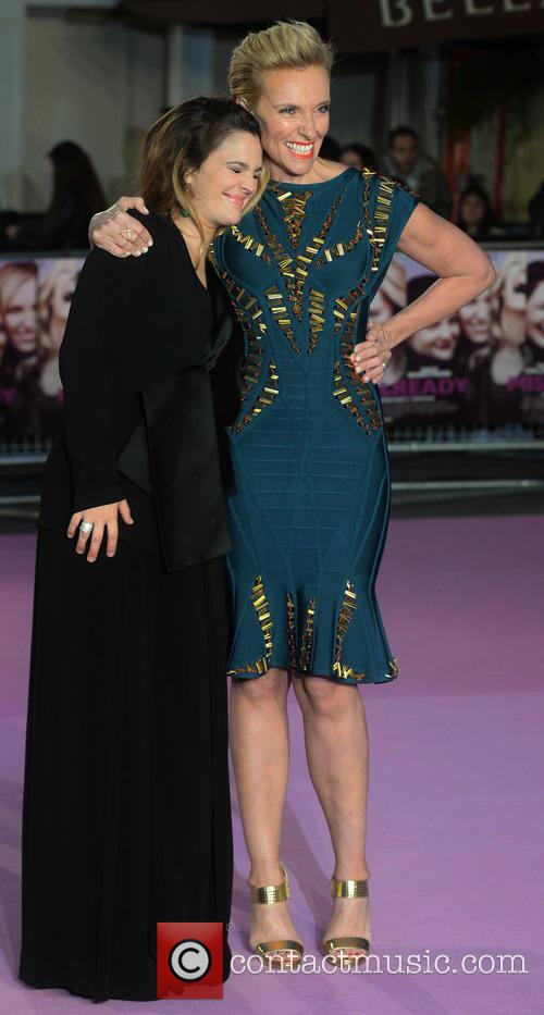 Drew Barrymore and Toni Collette 4