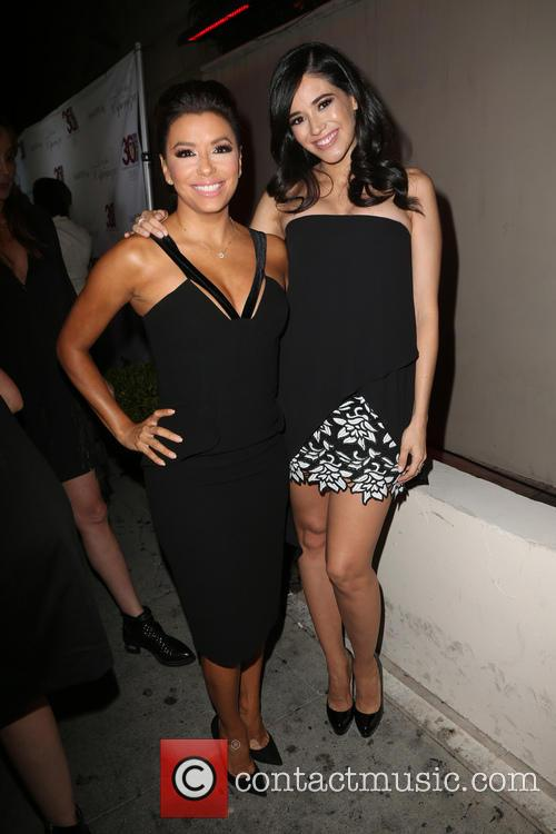 Eva Longoria and Edy Ganem 3