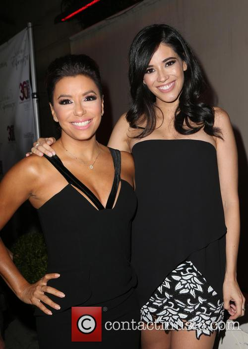 Eva Longoria and Edy Ganem 5