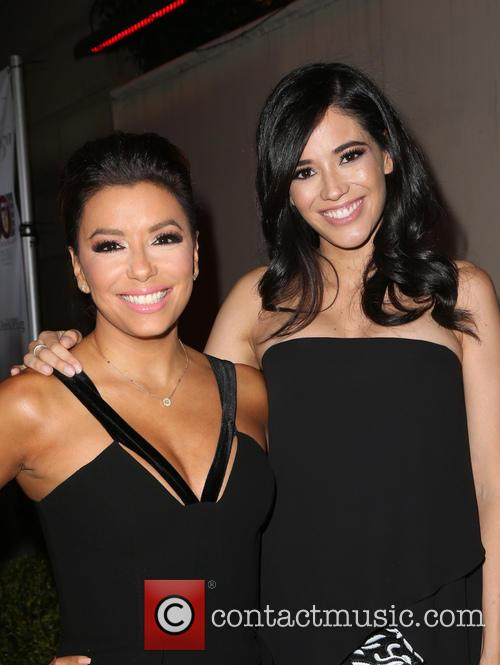 Eva Longoria and Edy Ganem 1