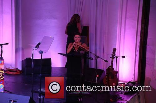 Daisy Fuentes and Eva Longoria 1
