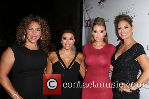 Diana Maria Riva, Eva Longoria, Jadyn Douglas and Alex Meneses 5