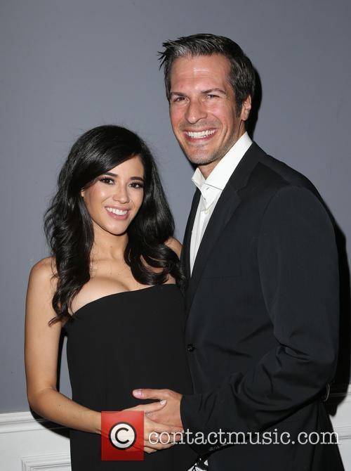 Edy Ganem and Baby Daddy 4