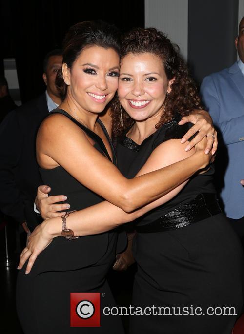 Eva Longoria and Justina Machado 4