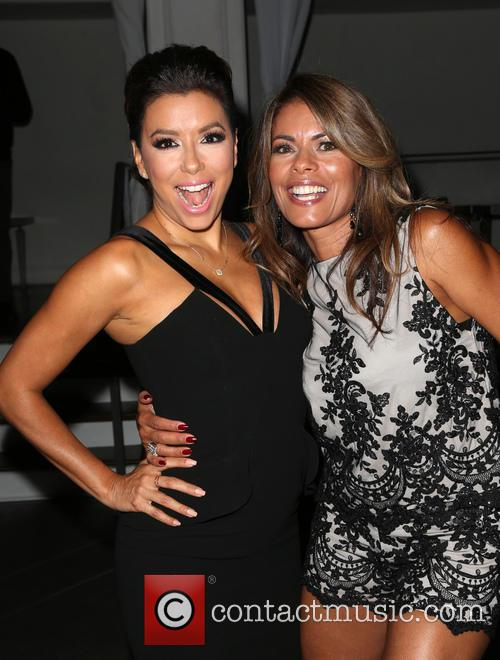 Eva Longoria and Lisa Vidal 1