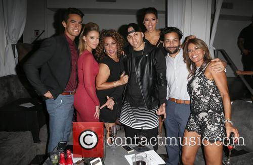 Jose Moreno Brooks, Jadyn Douglas, Diana Maria Riva, Taboo, Eva Longoria, Izzy Diaz and Lisa Vidal 4