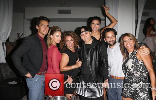 Jose Moreno Brooks, Jadyn Douglas, Diana Maria Riva, Taboo, Eva Longoria, Izzy Diaz and Lisa Vidal 5