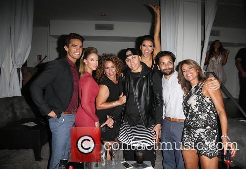 Jose Moreno Brooks, Jadyn Douglas, Diana Maria Riva, Taboo, Eva Longoria, Izzy Diaz and Lisa Vidal 1