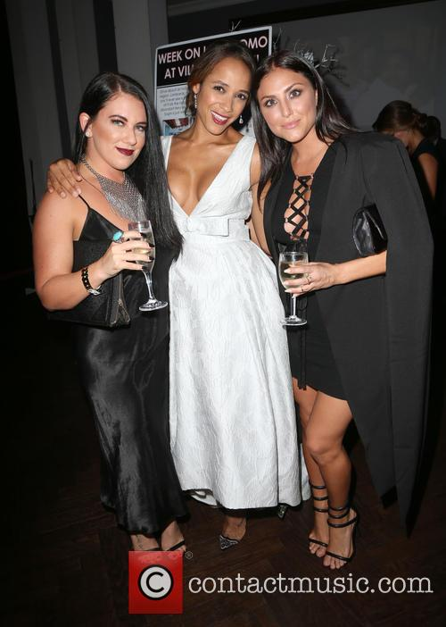 Brittny Sugarman, Dania Ramirez and Cassie Scerbo 3