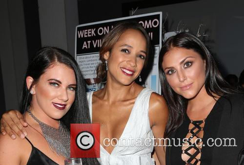 Brittny Sugarman, Dania Ramirez and Cassie Scerbo 5