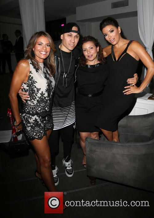 Lisa Vidal, Taboo, Justina Machado and Eva Longoria 3