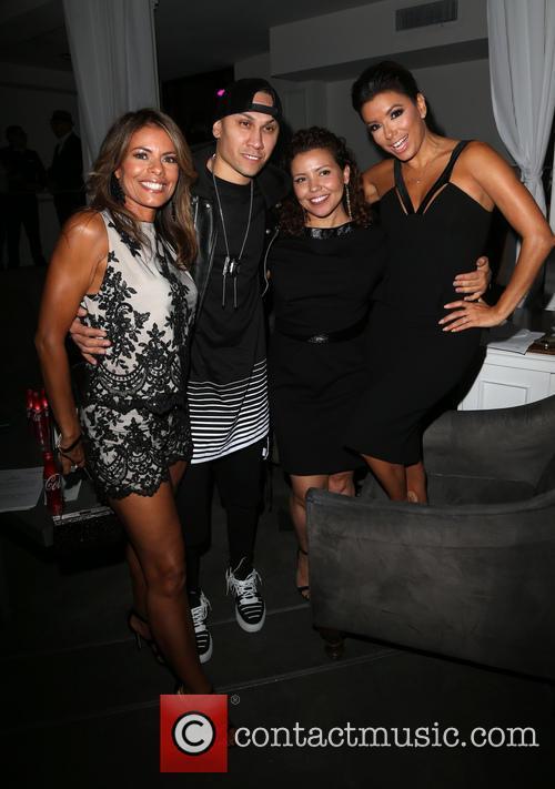 Lisa Vidal, Taboo, Justina Machado and Eva Longoria 4
