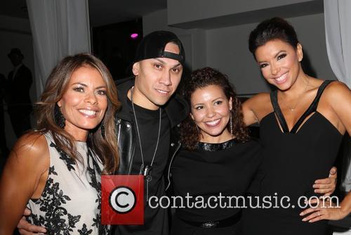 Lisa Vidal, Taboo, Justina Machado and Eva Longoria 1