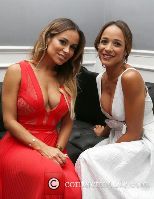 Zulay Henao and Dania Ramirez 3